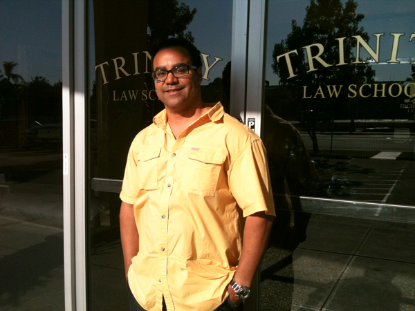 Terry at Law School